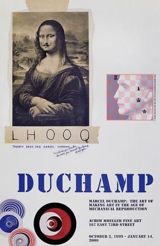 Marcel Duchamp The Art of Making Art in the Age of Mechanical Reproduction