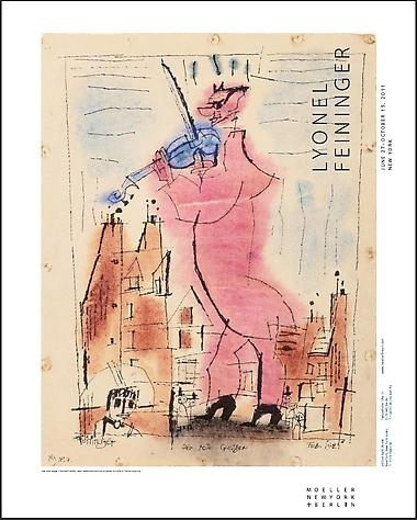 Lyonel Feininger Drawings and Watercolors
