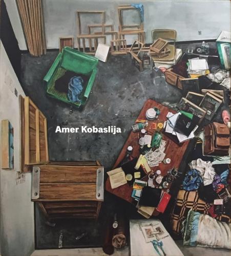 Catalog cover, 'Amer Kobaslija' 2015