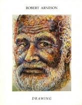 Catalog cover, 'Robert Arneson: Drawing,' 1996.