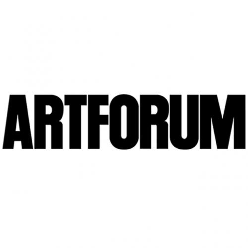 Image of Artforum logo