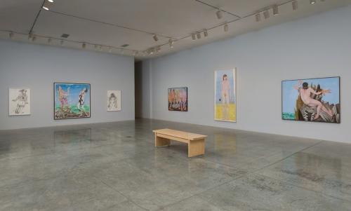 "Greek Tragedies Retold through the ""Bad Paintings"" of Charles Garabedian"