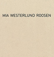 Mia Westerlund Roosen Catalog