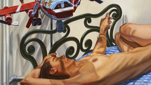 Artist Philip Pearlstein / Supporting the Arts