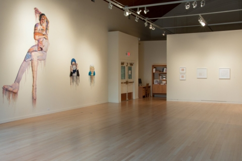 Symmetry Breaking - Installation View