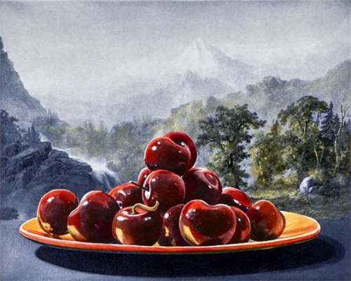 Sherrie Wolf - The Art of Food