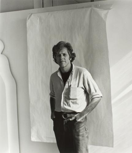 Mel Katz by Mary Randlett