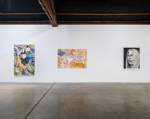 Elizabeth Malaska in Time Being at Oregon Contemporary