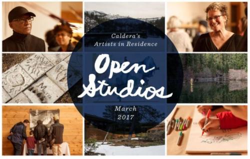 Sherrie Wolf at Caldera Open Studios