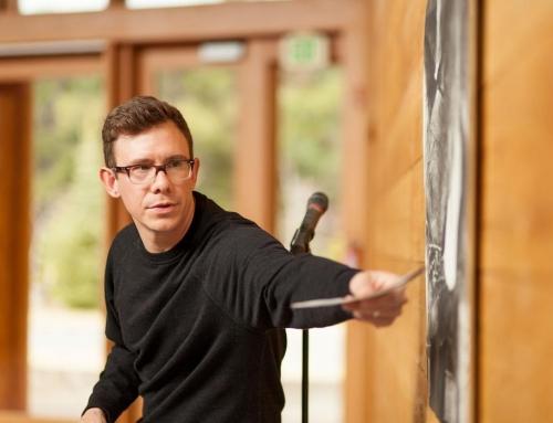 Amory Abbott Selected for Artist in Residence Program at Glacier National Park