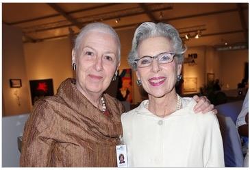Frederieke Taylor and Sandra Gering