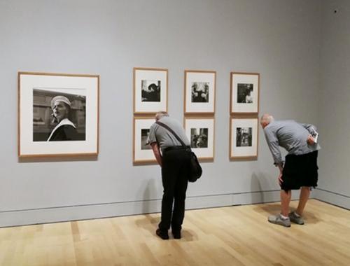 Vivian Maier - Street Photographer - Art Gallery of Hamilton - Howard Greenberg Gallery - 2018 - Canada