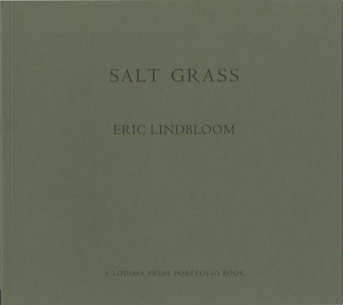 Eric Linbloom - salt grass - lodima press