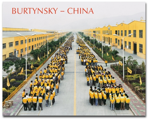 Edward Burtnsky - China - Howard Greenberg Gallery - Steidl - 2005