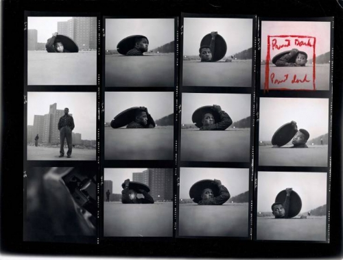 Gordon Parks Exhibition at the Art Institute of Chicago