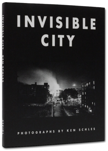 Ken Schles - Invisible City - Howard Greenberg Gallery - Steidl - 2015