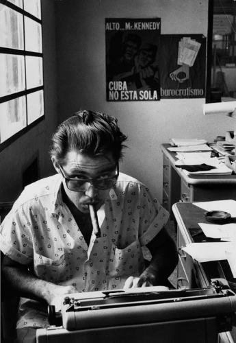 Marc Riboud Cuba Book and Exhibition