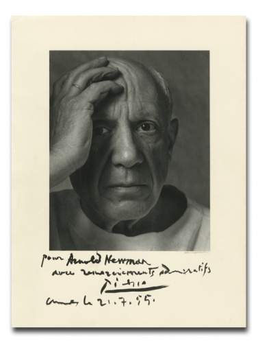 Sitters and Signatures: Autographed Portraits