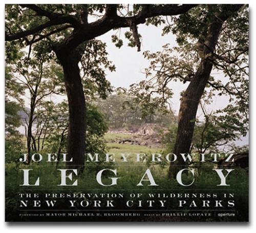 Joel Meyerowitz - Legacy: The Preservation of Wilderness in New York City Parks - Howard Greenberg Gallery - Aperture - 2009