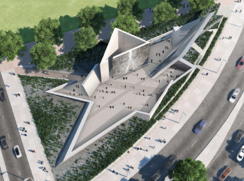 Edward Burtynsky's Work Featured at the National Holocaust Monument Inauguration in Ottawa