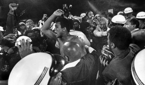 "Screening of William Klein's ""Muhammad Ali, the Greatest"""
