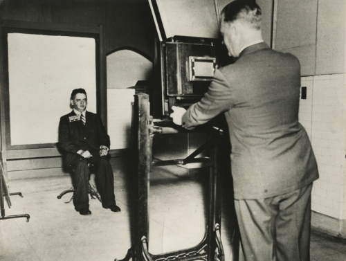 Weegee Show Featured in the New Yorker