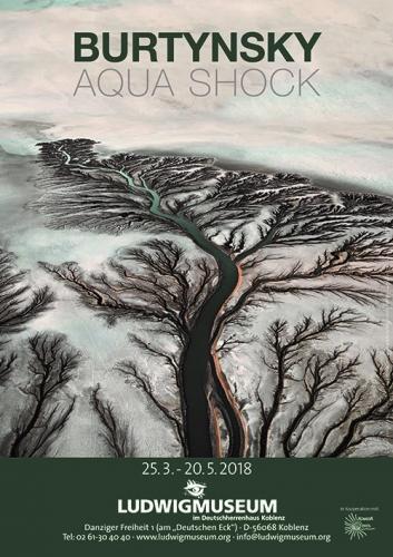 Edward Burtynsky: Aqua Shock at Museum Ludwig