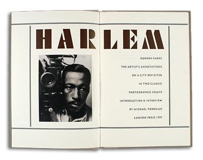 Gordon Parks - Harlem - Lumiere Press