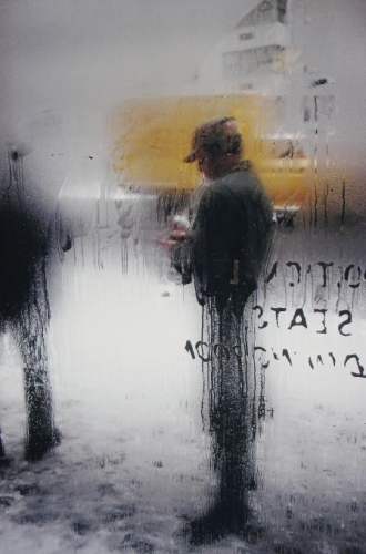 Saul Leiter at National Arts Club