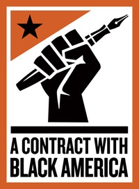 Collaboration   Shepard Fairey and Ice Cube Create Logo For 'A Contract with Black America'