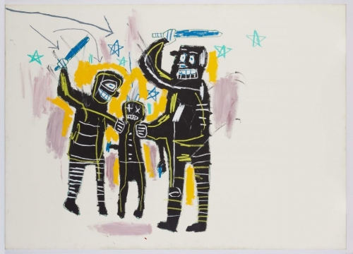 ARTNET |  Basquiat family will share never-before-seen pictures by the artist in an exhibition