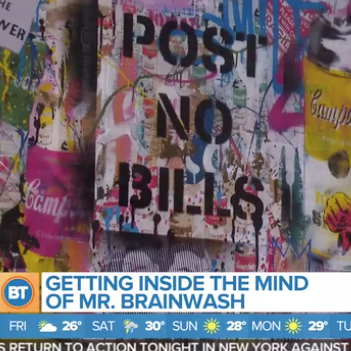 Getting inside the mind of Mr. Brainwash