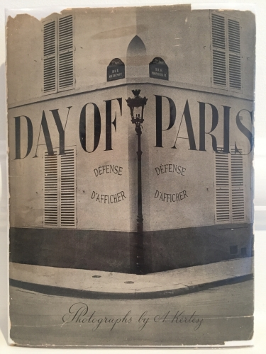 Day of Paris, Photographs by Andre Kertesz