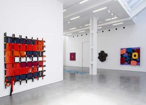 Joan Snyder in Group Exhibit at Lisson Gallery