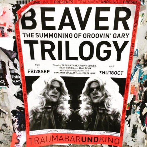 'The Summoning of Groovin' Gary,' curated by Aaron Moulton in Berlin