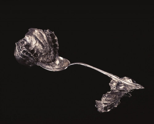 """Janine Antoni in """"New Time: Art and Feminisms in the 21st Century"""" at the Berkeley Art Museum, Berkeley"""