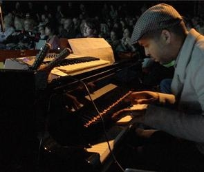 """Reanimation"" Jason Moran with Joan Jonas"