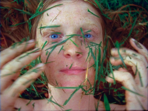 "Pipilotti Rist in ""Garden of Earthly Delights"""