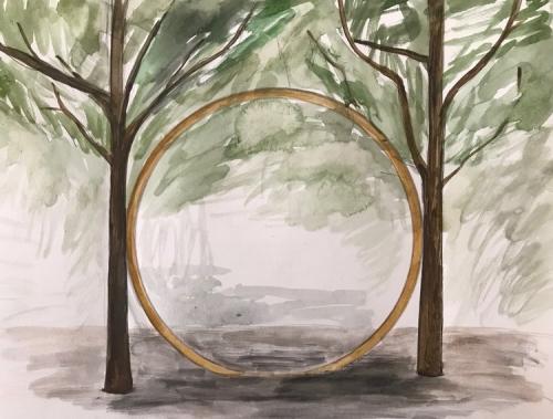 Oscar Tuazon: Growth Rings