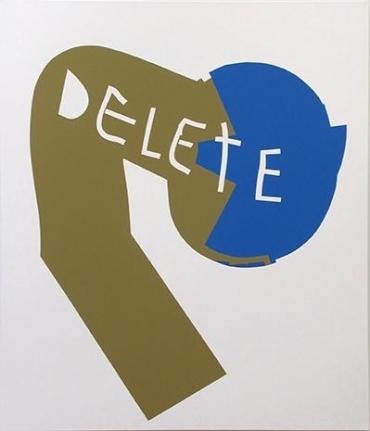 Delete painting