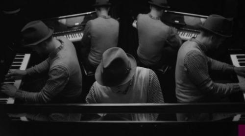 Jason Moran at piano
