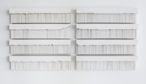 "Rachel Whiteread in ""Waking Dream"""