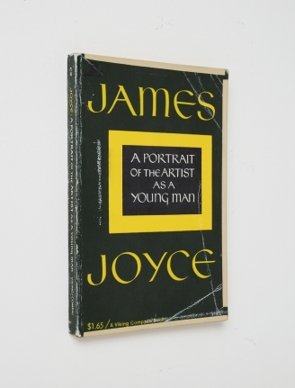 James Joyce book cover