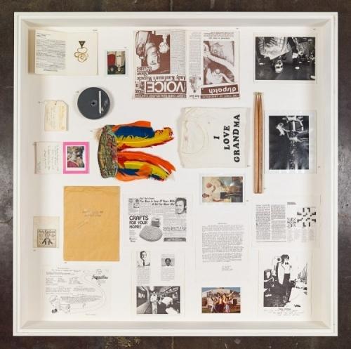 Andy Kaufman ephemera items