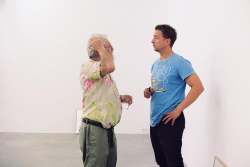 Dan Graham & Jeppe Hein | Artists in Conversation