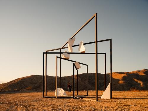 Alicja Kwade | Desert X