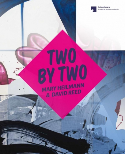 Two By Two, Mary Heilmann and David Reed