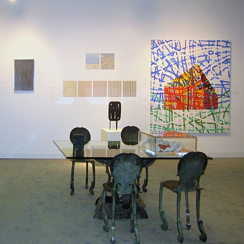 The Armory Show, Booth 212, Pier 92, Twelfth Ave at 55th St, New York, NY