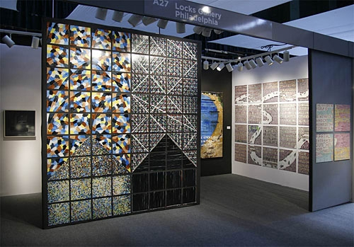 The Art Show, Booth B10, Park Ave Armory at 67th St, New York, NY