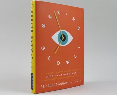Michael Findlay Seeing Slowly book